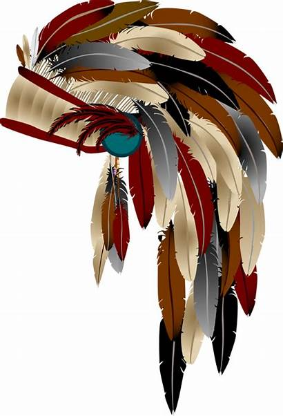 Native American Headdress Fsu Indian Symbols Head
