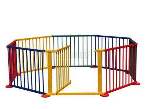 folding pet gate uk baby child children wooden foldable playpen play pen room