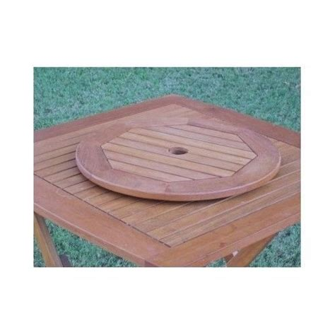 lazy susan turntable outdoor table swivel patio