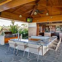 interesting tropical outdoor kitchen ideas 1000+ images about Outdoor tropical on Pinterest ...