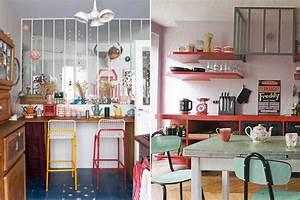 Cuisine Style Industriel Vintage : une cuisine pour chaque style mademoiselle claudine le blog ~ Teatrodelosmanantiales.com Idées de Décoration