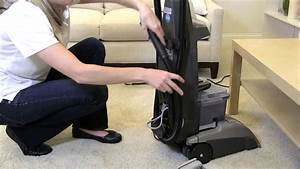 How To Assemble  U0026 Use Your Hoover Steamvac Spinscrub