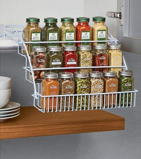 storage in the kitchen best 25 storing spices ideas on spices spice 5878