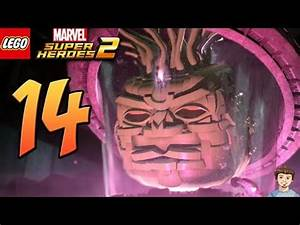 LEGO Marvel Super Heroes 2 Gameplay - PART 14 - Black Bolt ...