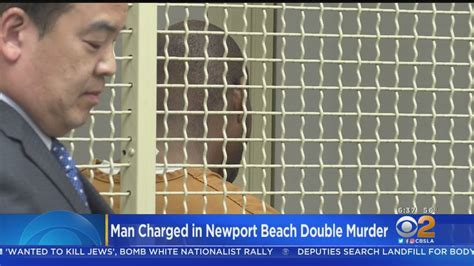 Ex-con-turned-personal Trainer Charged In Newport Beach