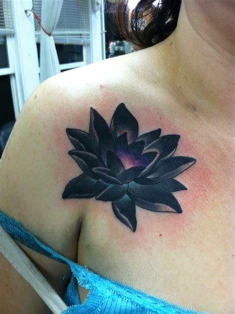 Black Lotus Tattoo  Tattoos  Pinterest  Shape, Colors