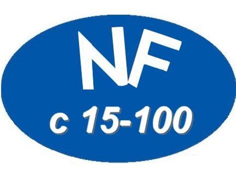 nfc 15 100 cuisine détails des modifications de la nf c 15 100 au fil elec
