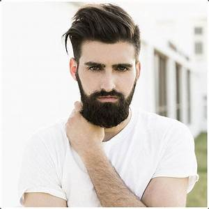 40 QuotLook Like A Menquot Best Beard Styles For Teenagers Men