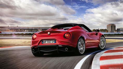 Alfa Romeo 4c Cars Desktop Wallpapers 4k Ultra Hd