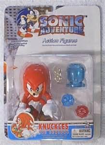 Sonic Adventure DX Toys