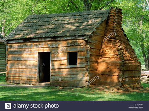 lincoln log cabin abraham lincoln s boyhood home hodgenville kentucky