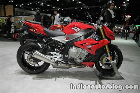 Gambar Motor Bmw S1000r by Bmw S1000r Side At Thai Motor Expo