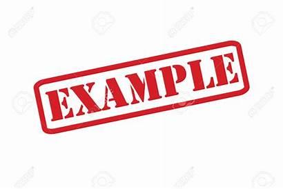 Example Stamp Clipart Esempio Voorbeeld Examples Transparent