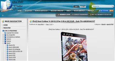 si鑒e pc dove scaricare gratis i giochi per pc ps3 xbox 360 e wii
