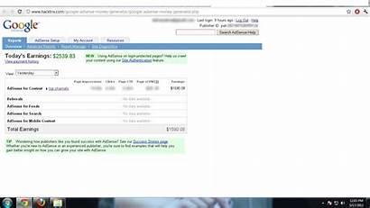 Adsense Scammer Printscreen Alert Using Scam