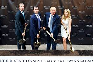 Charitybuzz: Be Our Apprentice! Meet the Trump Family ...