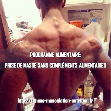 diete pdm sans complement fitness musculation nutrition