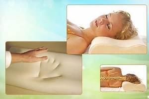 Oreiller Cervical Memoire De Forme : oreiller cervical m moire de forme meubles et ~ Melissatoandfro.com Idées de Décoration
