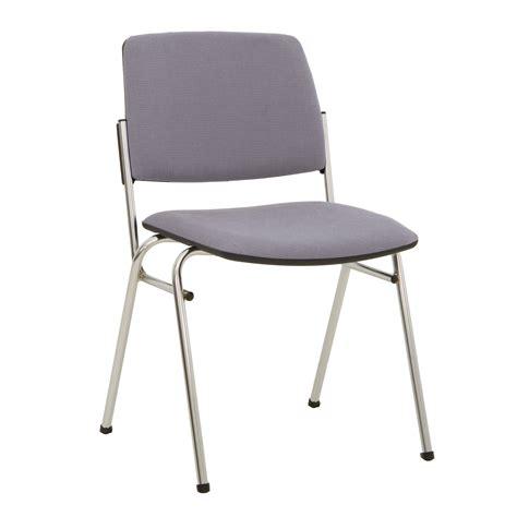 chaise conférence chaises de conférence isit chrome vendu par 2 chaise