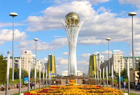 ASTANA, A NOVA CAPITAL DO CAZAQUISTÃO | Viajar pelo Mundo!