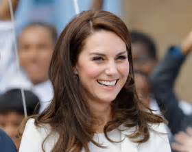 pretty earrings kate middleton just debuted shorter hair and we 39 re all