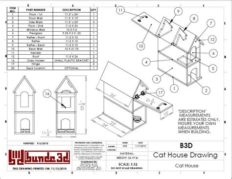 free cabin floor plans easy cat house plans plans cat house plans insulated no1pdfplans woodplanspdf