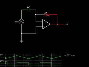 Differentiator  Inverting