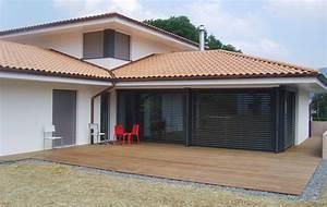 Fermer Une Terrasse Couverte : super idee pour fermer une terrasse couverte oc75 montrealeast ~ Melissatoandfro.com Idées de Décoration
