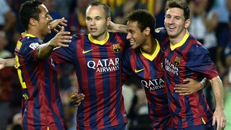 Barcelona: Título com gol de Neymar e Atlético de Madrid ...