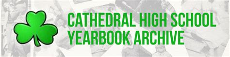 cathedral high yearbook archive rccss