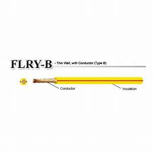 Electric Cable Wire Cord Unipolar Flry