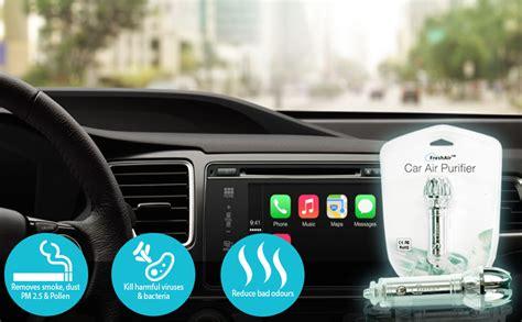 amazoncom car air purifier ionizer car air freshener