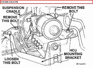 1997 Plymouth Grand Voyager How To Remove Pressure Power