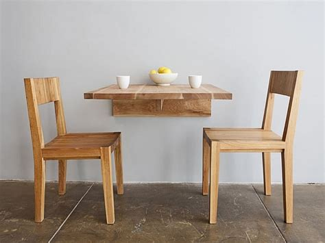 Esstisch Wand by Wall Fold Away Dining Tables For Small Spaces Wall