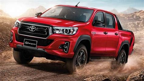 2019 Toyota Hilux Changes, Options, Arrival  Truck Release