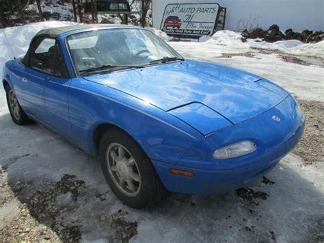 90 91 92 93 94 95 96 97 Mazda Mx-5 Miata Rear Bumper Assy