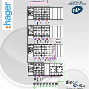 tableau electrique maison 100m2 monde de l39electronique With plan de maison de 100m2 13 tableau electrique complet schneider surface superieur 224