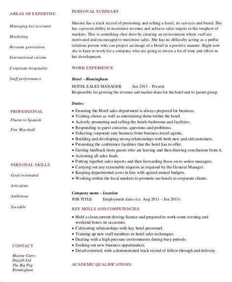 Resume Sles For Administrative Assistant by 8 Sle Sales Assistant Resumes Free Sle Exle