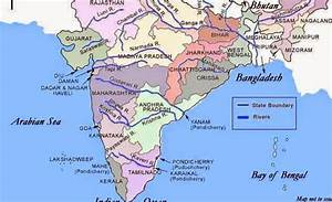Important Rivers Of India Part -2