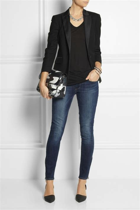 Black jeans business casual best outfits - business-casualforwomen.com