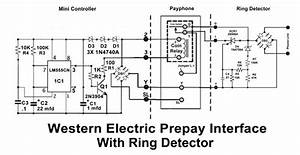 Mini Payphone Controller Part 2 For Western Electric And