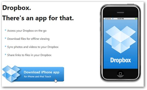 to upload photos from iphone to dropbox how to use dropbox with an iphone or ipod touch