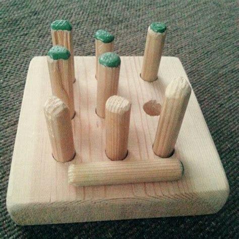 Holzreste Zum Basteln by Ristinolla Ahp Spiele Selber Basteln Spiele Selber