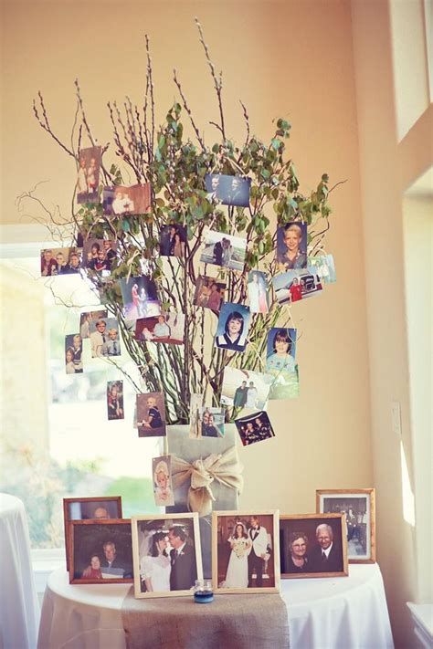 tree wall decor ideas best 25 displaying wedding photos ideas on