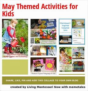 May Themed Activities for Kids - Calendar observances for ...