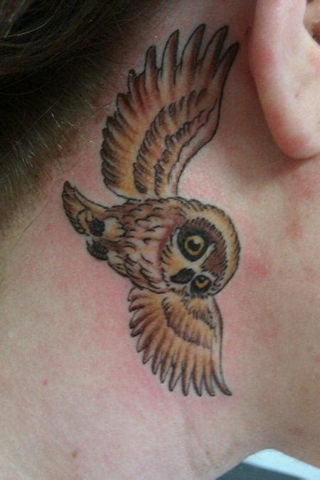 ear tattoo images designs