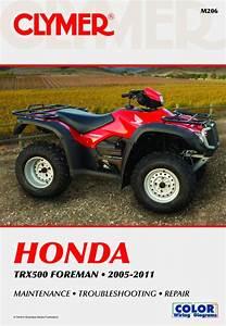 Honda Trx500 Foreman Series Atv  2005