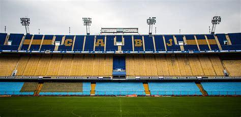 Os estádios de Boca Juniors e River Plate - Guilherme Osinski
