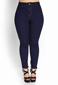 High waisted jeans forever 21