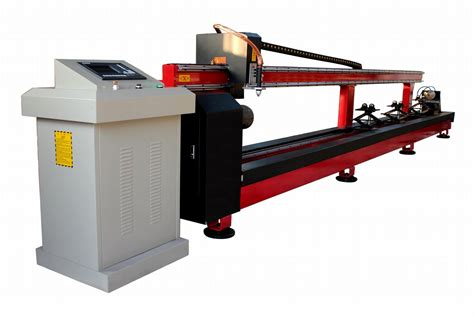 aixs cnc plasma pipe cutting machinecncplasma